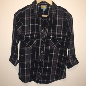 🆕 C&C California Plaid Shirt